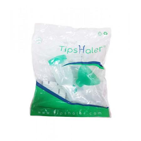 Tips Haler Chambre d'Inhalation pour Aérosol-Doseur