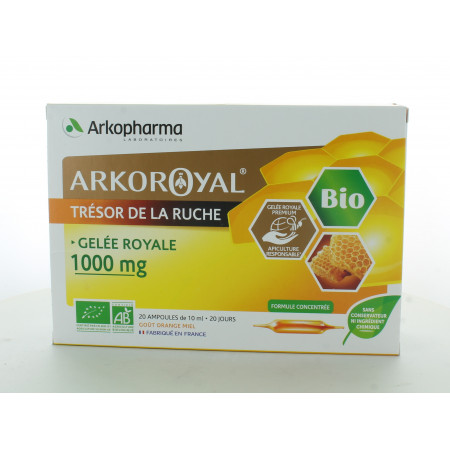 Arkopharma Arkoroyal 20 Ampoules