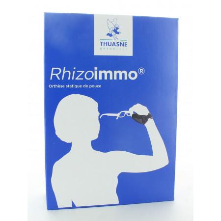 Thuane Rhizoimmo Modèle Droit Anthracite Taille 2