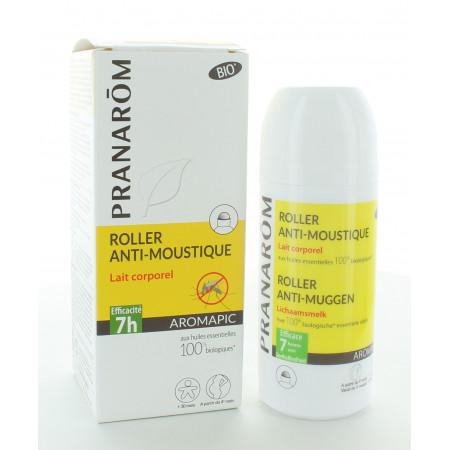 Pranarom Aromapic Roller Anti-Moustique 75ml