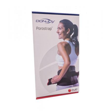 Donjoy Porostrap Noir Taille L H26cm