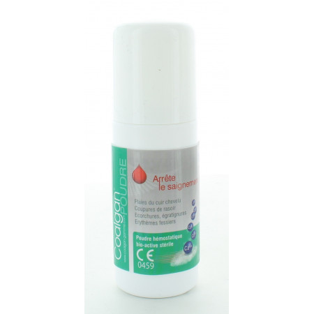 Coalgan Poudre Hemostatique Bio-Active 8g