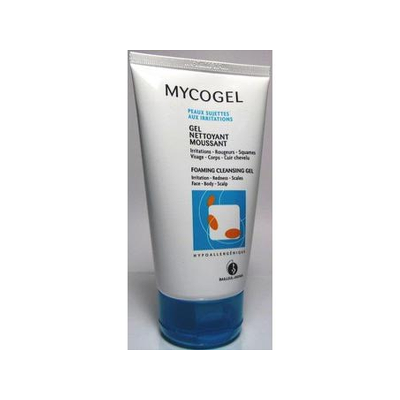 MYCOGEL GEL NETTOYANT MOUSSE TUBE 150ML