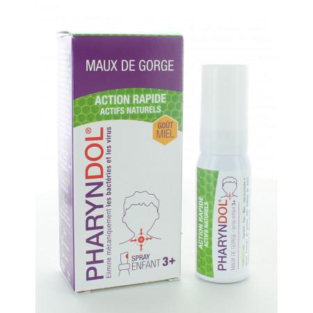 Pharyndol Maux de Gorge Spray Enfant 20ml