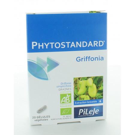 Pileje Phytostandard Griffonia 20 gélules