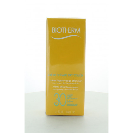 Biotherm Crème Solaire Dry Touch SPF30 50ml