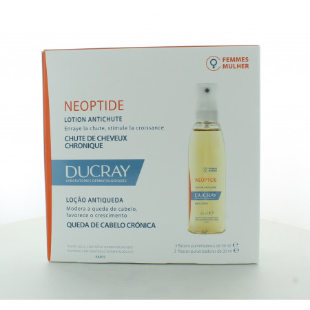 Ducray Neoptide Lotion Antichute 3X30ml