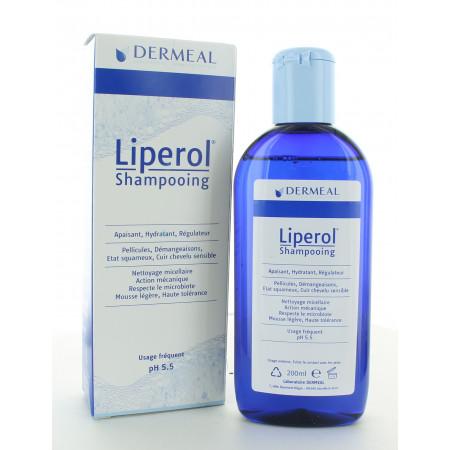 Dermeal Liperol Shampooing 200ml