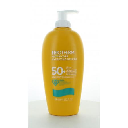 Biotherm Waterlover Hydrating Sun Milk SPF50 400ml