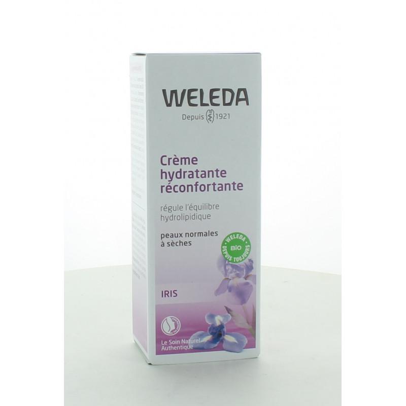 Weleda Crème Hydratante Réconfortante à l'Iris 30ml