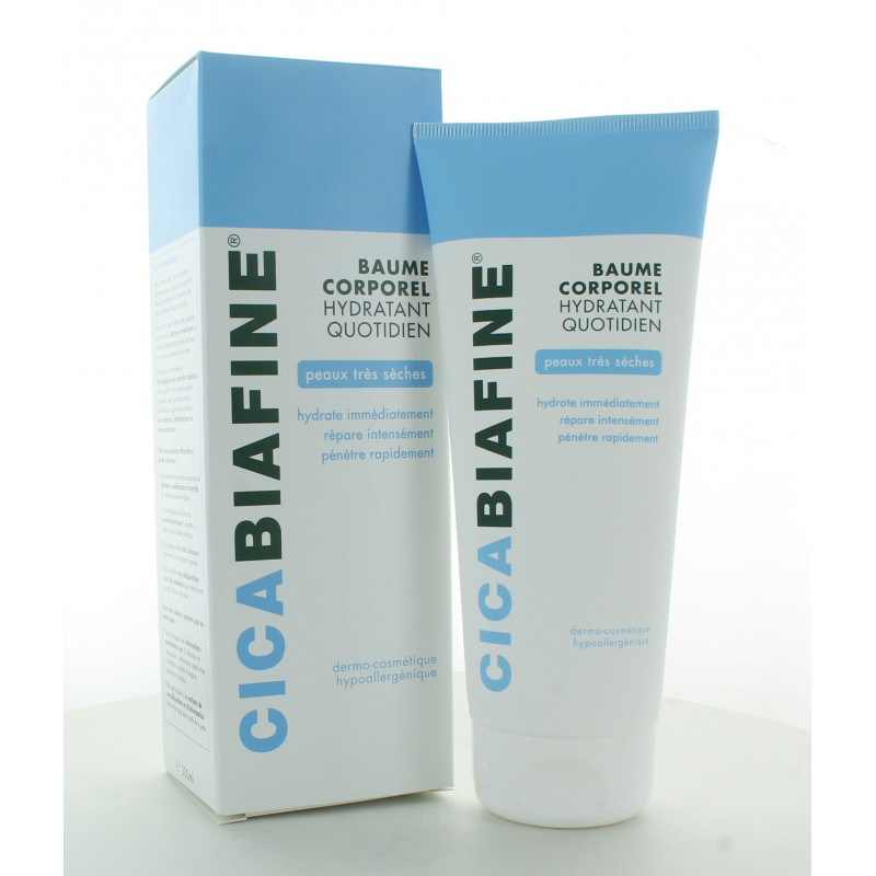 CicaBiafine Baume Corporel Hydratant 200ml