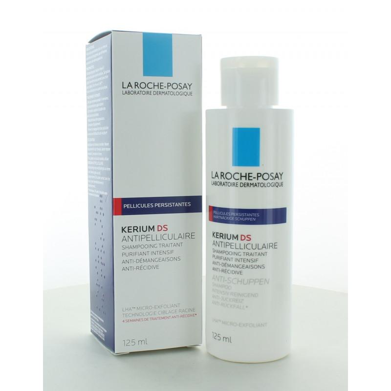 La Roche-Posay Kerium DS Shampooing Antipelliculaire 125ml