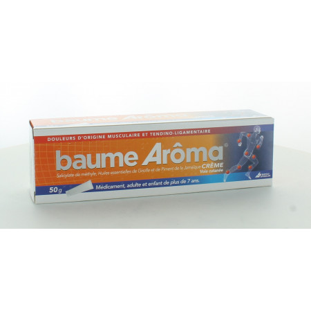 Baume Arôma 50g