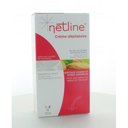 Netline Crème Dépilatoire 75ml