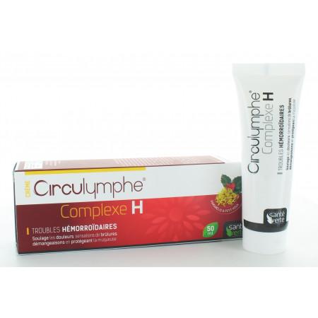 Santé Verté Circulymphe Comple H Crème 50ml