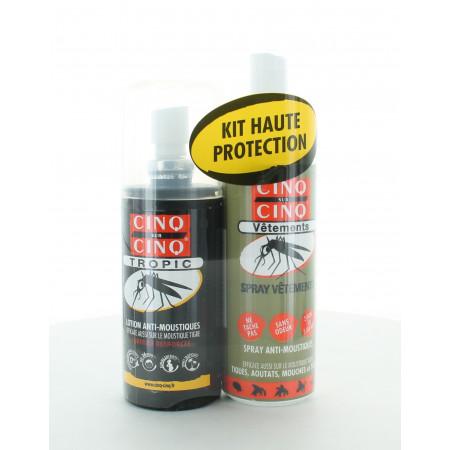 Cinq sur Cinq Kit Haute Protection 75ml+100ml
