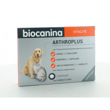 Biocanina Arthroplus Vitalité 40 comprimés
