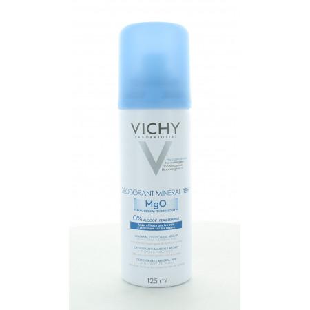 Vichy Déodorant Minéral 48H 125ml