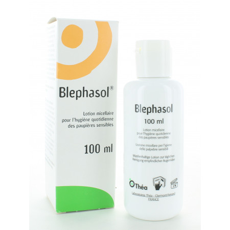 Blephasol Lotion Micellaire 100ml