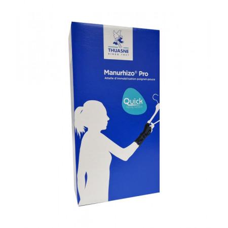 Thuasne Manurhizo Pro Attelle Grise Droite Immobilisation Poignet-pouce Taille 2