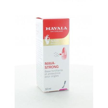 Mavala Mava-Strong Base Fortifiante Ongles 10ml