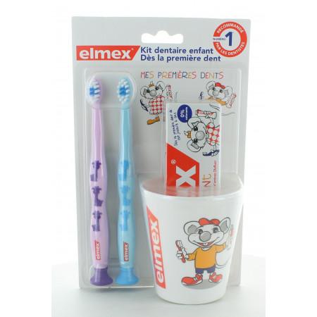 Elmex Kit Dentaire Enfant Mes Premières Dents