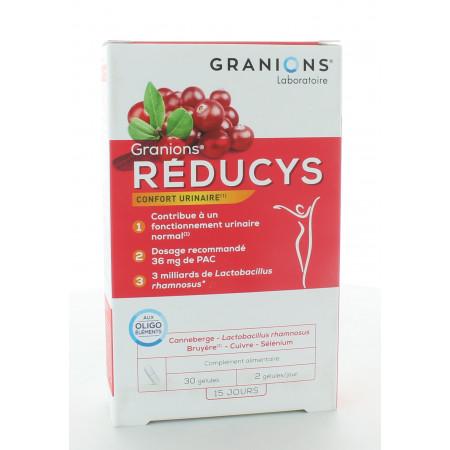 Granions Reducys Confort Urinaire 30 gélules