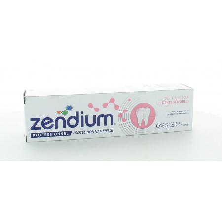 Zendium Professionnel Dentifrice 0% SLS 75ml
