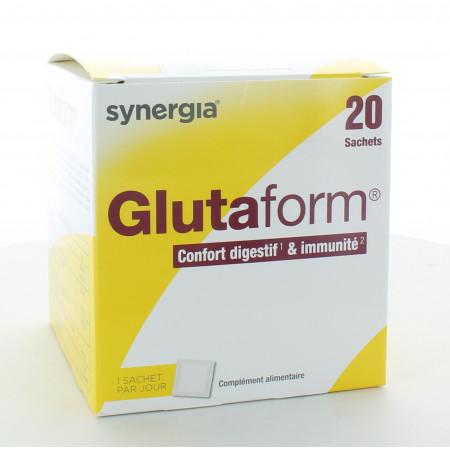 Synergia Glutaform 20 sachets