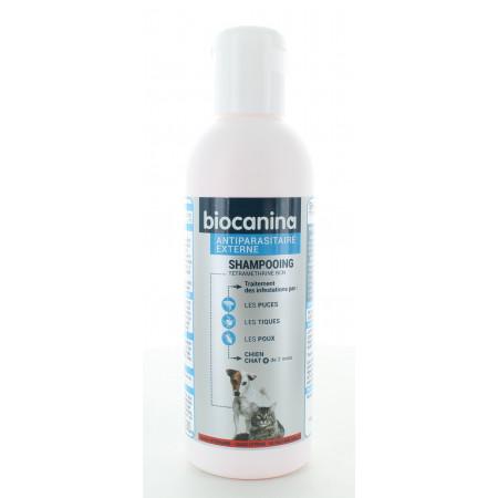 Biocanina Shampooing Antiparasitaire Externe 200ml