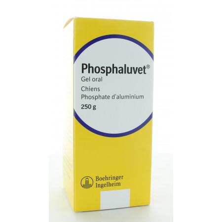Phosphaluvet Gel Oral pour Chiens 250g