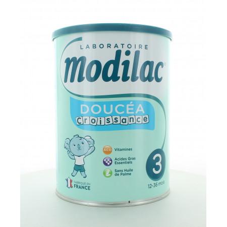 Modilac Expert Doucéa 3 Croissance 12-36 mois 800g