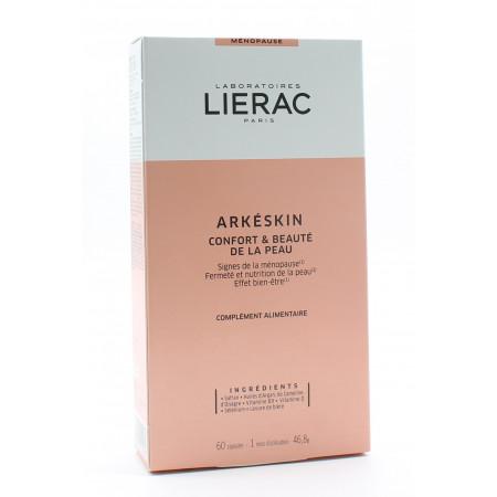 Lierac Arkéskin Confort & Beauté de la Peau Ménopause 60 capsules