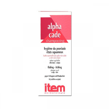 ITEM SHAMPOOING ALPHA CADE FLACON 200ML