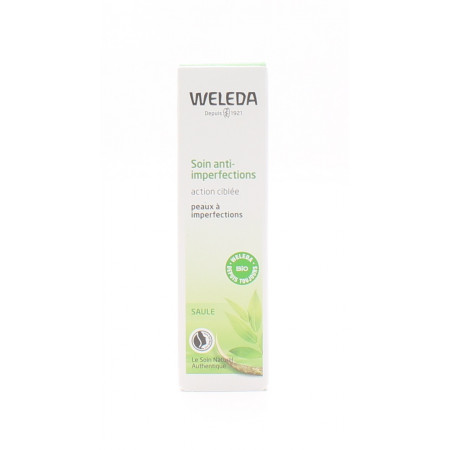 Soin Anti-imperfections Weleda 10ml