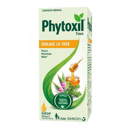 Phytoxil Sirop 133 ml