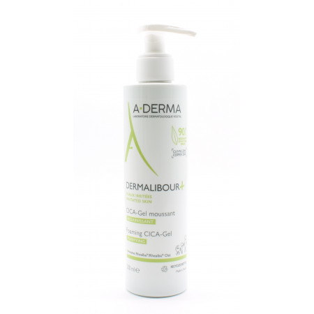 ADerma Dermalibour+ CICA-Gel Moussant 200ml