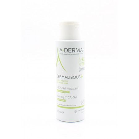 ADerma Dermalibour+ CICA-Gel Moussant 100ml