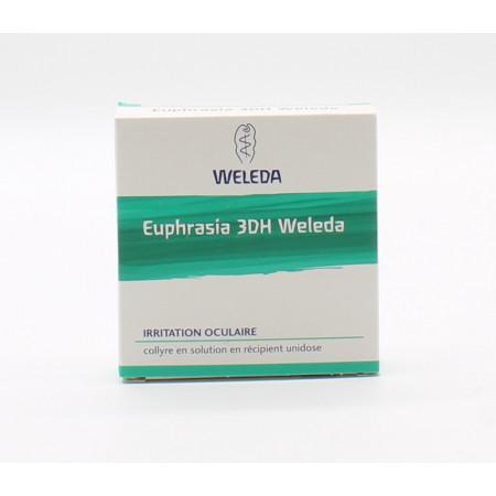 Weleda Euphrasia 3DH 10 unidoses