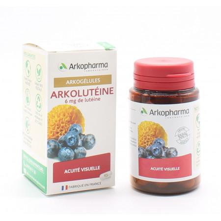 Arkopharma Arkogélules Arkolutéine 45 gélules