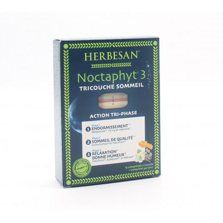 Herbesan Noctaphyt 3 15 Comprimés