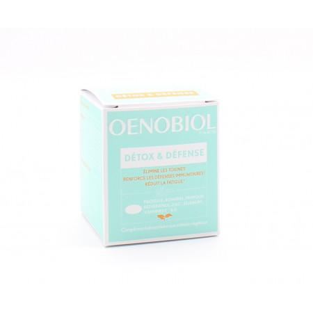 Oenobiol Détox & Défense 60 comprimés