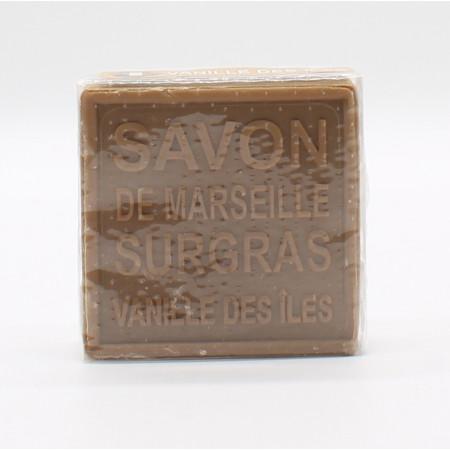 MKL Savon de Marseille Surgras Vanille des Îles 100g
