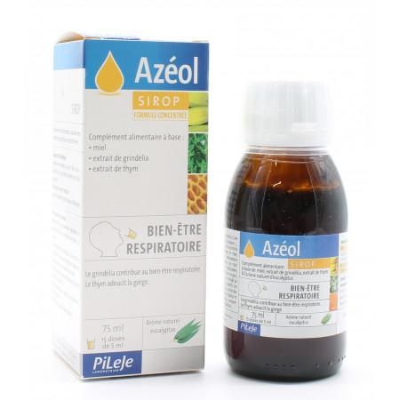 PiLeJe Azéol Sirop Bien-être Respiratoire 75ml