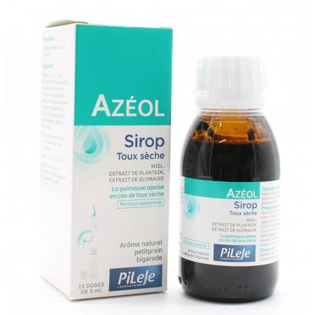 PiLeJe Azéol Sirop Toux Sèche 75ml
