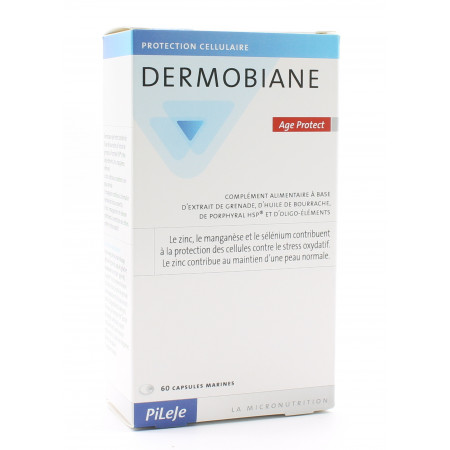 PiLeJe Dermobiane Age Protect 60 capsules