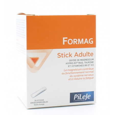 Formag Stick Adultes Pileje 20 sticks