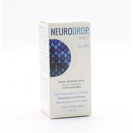Neurodrop 0mk1 Solution Ophtalmique Stérile 10ml