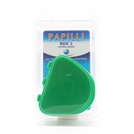 Papilli Box 3 Extra Large Boîte pour Dentier