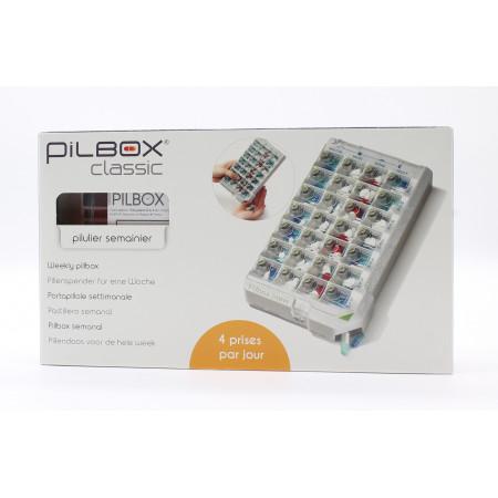 Pilbox Classic Distributeur Hebdomadaire
